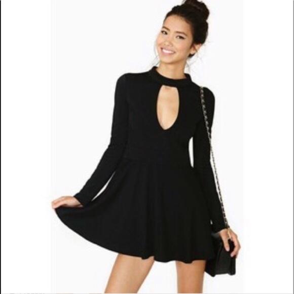 c7663986e784 For Love And Lemons Dresses & Skirts - 🍋 For love and Lemons Black Long  Sleeve